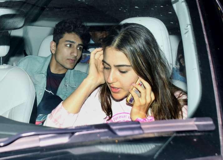 India Tv - Sara Ali Khan comes back from London