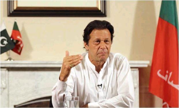 Imran Khan focuses on Pakistan's problems in US speech