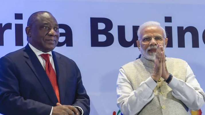 India working on expanding capacity building in Africa