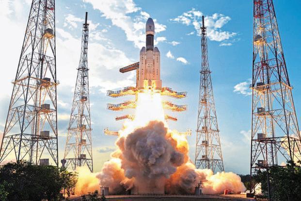Chandrayaan-2: Countdown for 'Bahubali' rocket take-off