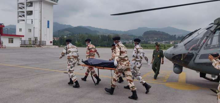 With the help of ITBP mountaineers, bodies of 7