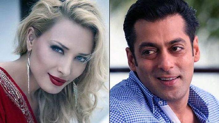 Salman Khan's rumoured GF Iulia Vantur has 'shaky'