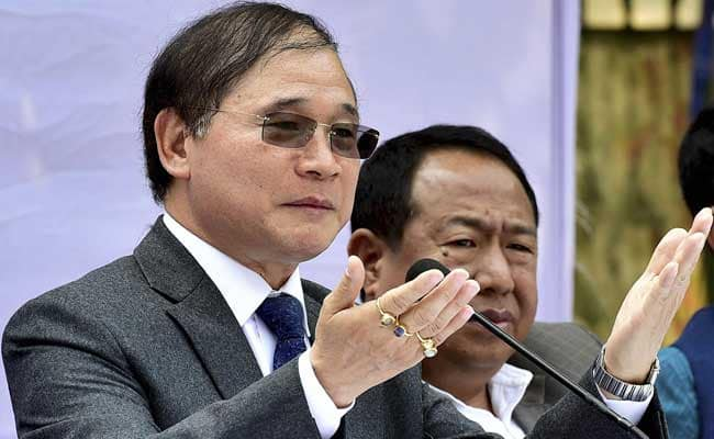Former Arunachal CM Nabam Tuki booked by CBI for alleged