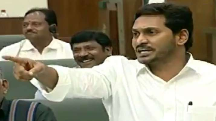 Andhra Pradesh budget: Jagan government presents maiden
