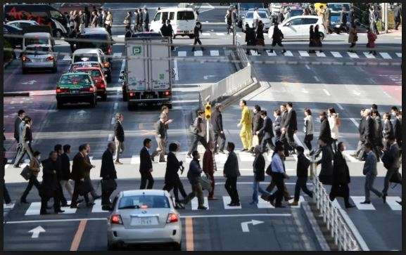 Japan in 2018 recorded its steepest population decline since 1968 with a record drop of 433,239, acc