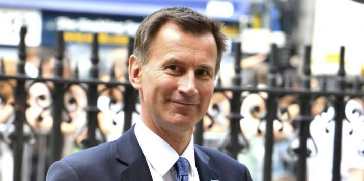 UK Prime Ministerial candidate Jeremy Hunt