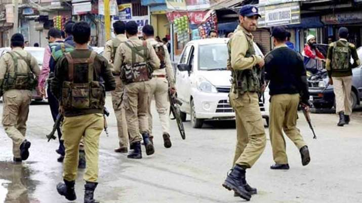 J&K government orders transfers in police top brass