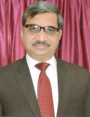 Justice Rangnath Pandey, Allahabad High Court judge, who