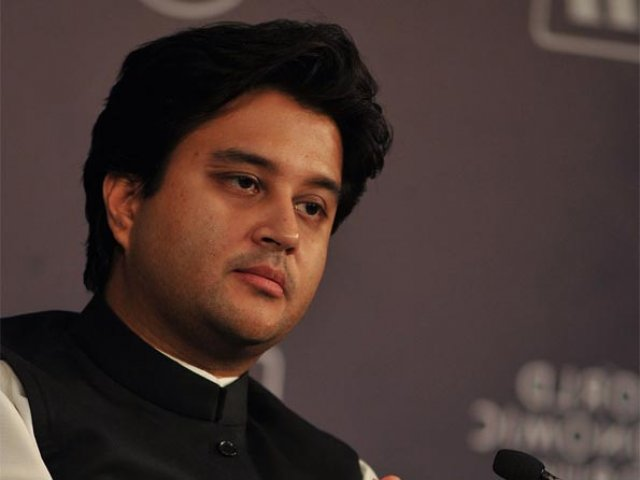 India Tv - Jyotiraditya Scindia