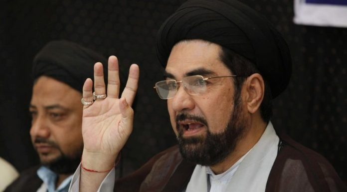 Shia cleric withdraws call for nationwide camps for arms