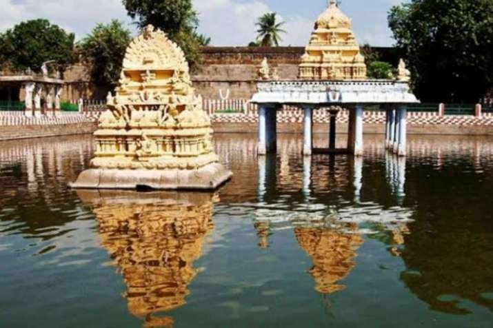Lord Athithi Varadar rare darshan begins from today in