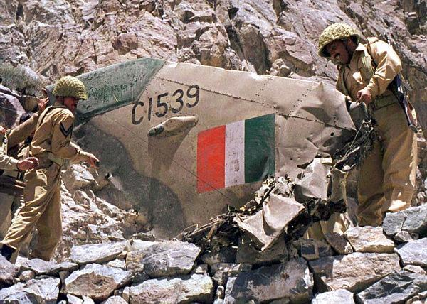 IAF broke will of Pakistan Army during Kargil war: