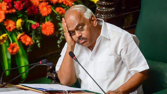 Karnataka Assembly awaits Supreme Court order for floor test