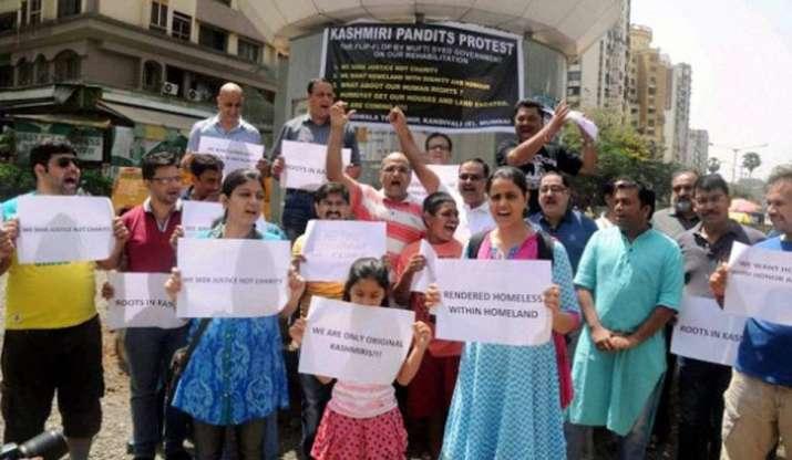 Organisations representing Kashmiri Pandits observe July 13