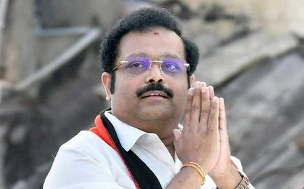 DMK announced its decision to retain D.M. Kathir Anand as