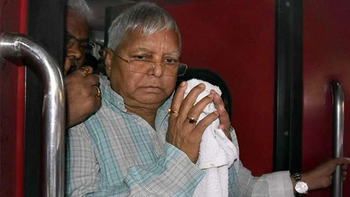 Lalu Prasad Yadav granted bail by Jharkhand High Court