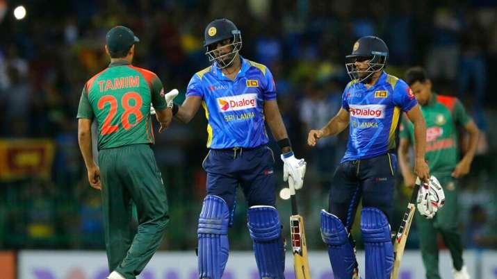 2nd ODI: Sri Lanka seal series with 7-wicket win over Bangladesh