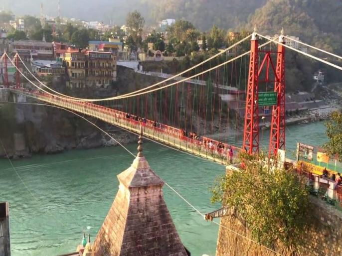 Day after Lakshman Jhula closure, Uttarakhand govt decides