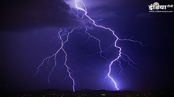 Lightning strikes claim 23 lives in Bihar, Jharkhand