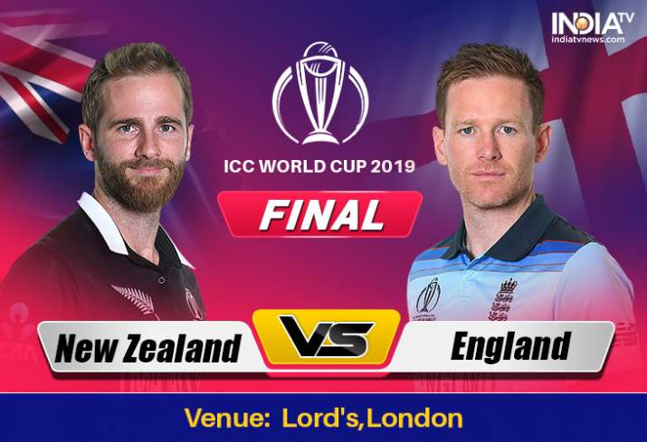 Live Streaming New Zealand vs England, 2019 World Cup Final: Watch NZ vs ENG Live Match Online