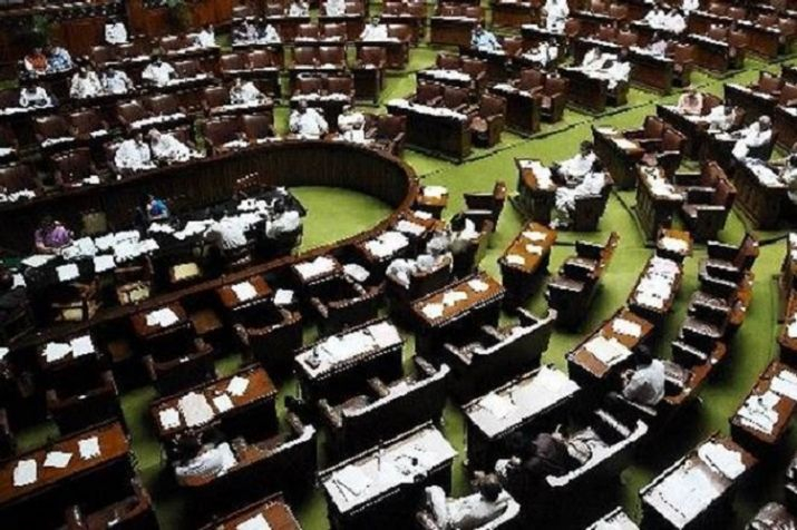 20-year high! Present Lok Sabha most productive in two