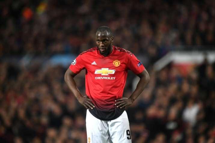 Manchester United reject 60m euro Inter Milan bid for Lukaku