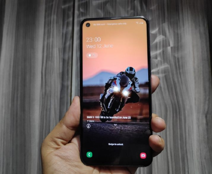 India Tv - Samsung Galaxy M40 Review