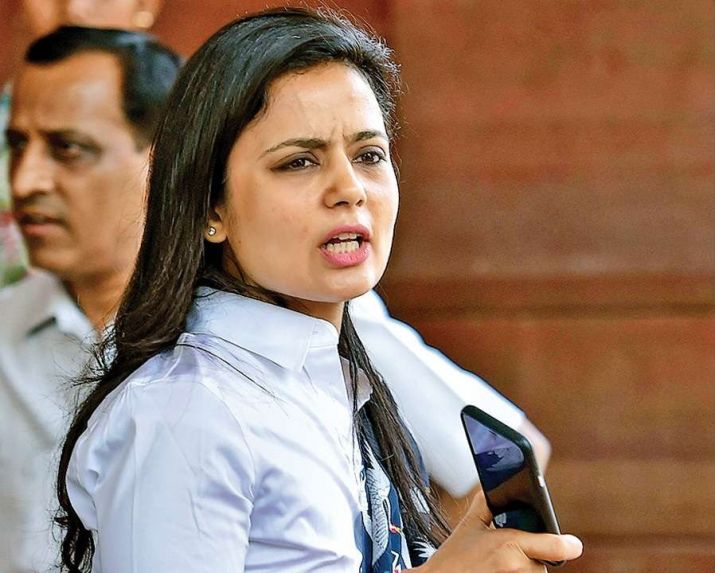 Defamation complaint filed against TMC MP Mahua Moitra
