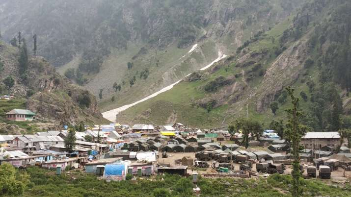 India Tv - Additional Transit camps established at Panthachowk
