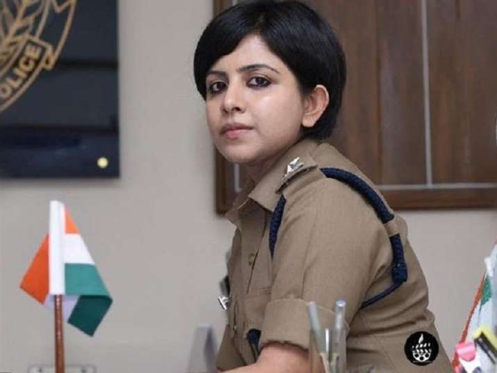 Kerala IPS officer Merin Joseph's persistence helps bring back on