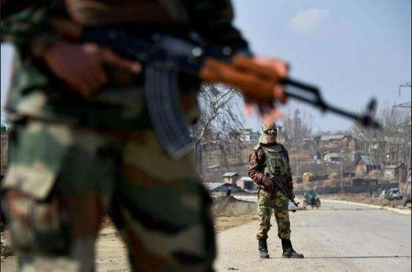 Restrictions imposed in Srinagar to prevent separatist protests, CRPF deployed