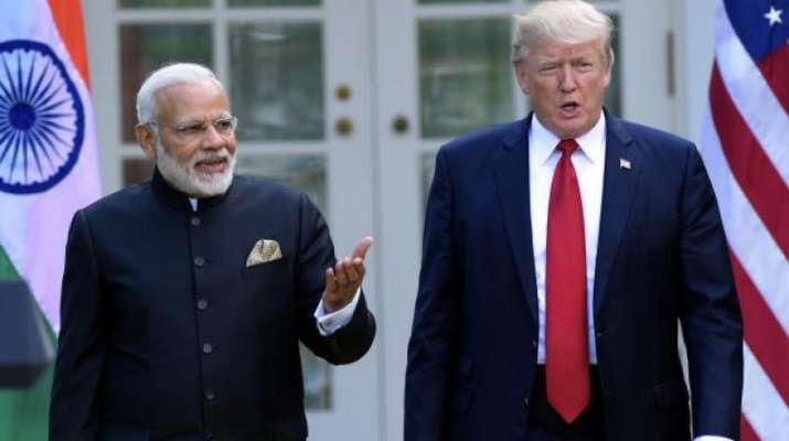 There was no mention of Kashmir in the discussions between US President Donald Trump and Prime Minis