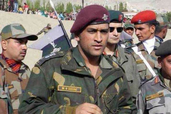 MS Dhoni to join Army's Para Regiment in Kashmir, will be taking ...