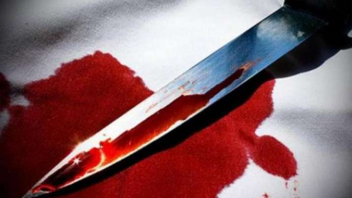 driver stabbed to death