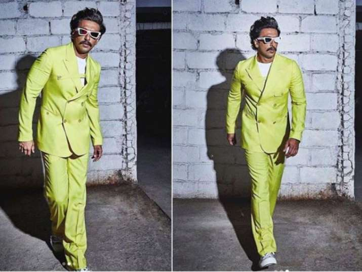 India Tv - 10 Times Ranveer Singh blew away our minds with his quirky fashion statement