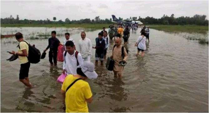 Nepal floods: Death toll reaches 59, rescue operation in progress (Representational image)