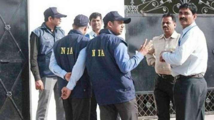 NIA raids cross border trader's residence