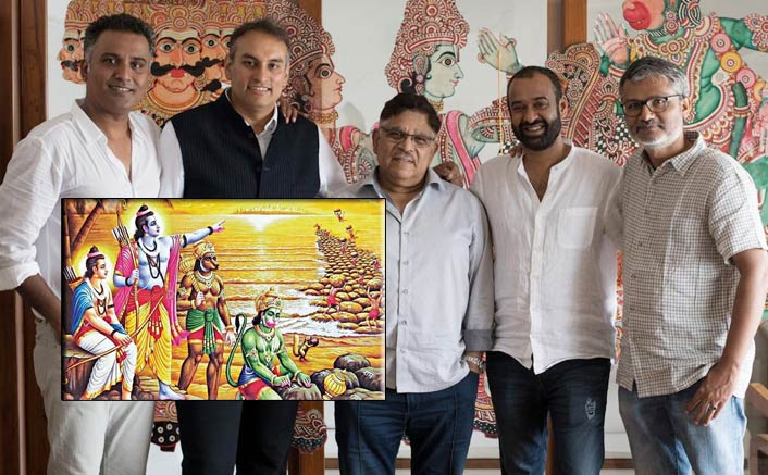 Nitesh Tiwari, Ravi Udyawar to direct live-action Ramayana