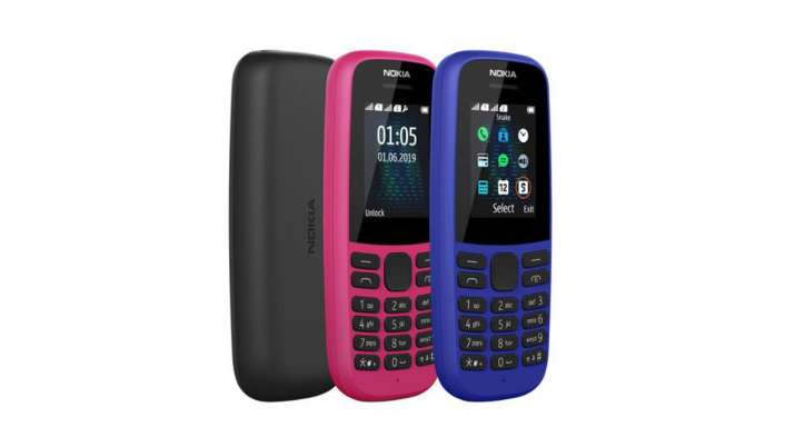 HMD Global unveils Nokia 220 4G and Nokia 105 (2019) with a refreshed design