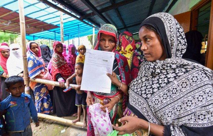 Government evades reply on NRC in West Bengal
