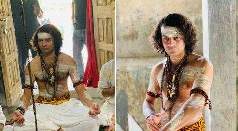 In latest avatar, Tej Pratap dresses as Lord Shiva in Sawan