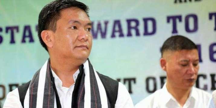 Arunachal Pradesh CM Pema Khandu tests COVID-19 positive, says he is asymptomatic