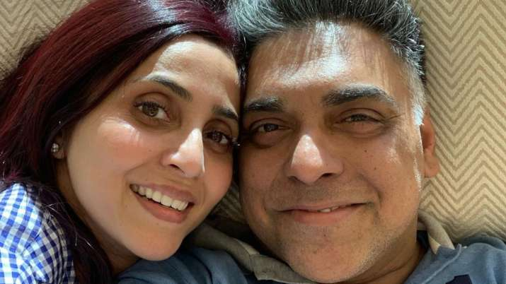 Ram Kapoor's wife Gautami Kapoor has THIS to say about his drastic transformation