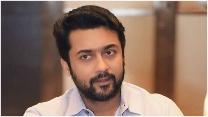 India Tv - surya suriya birthday