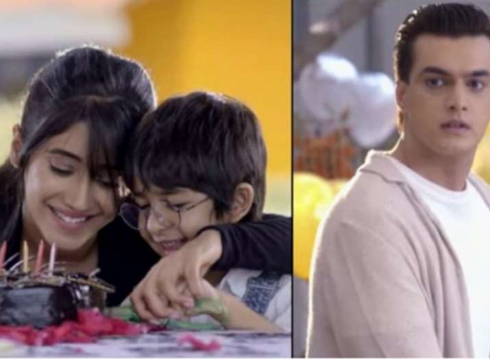 Naira wants to distance Kartik and Kairav from each other