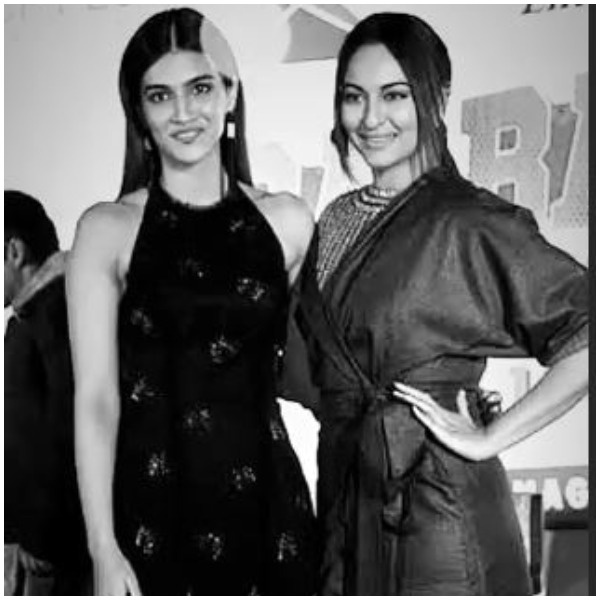 India Tv - Sonakshi posts for Kriti on her birthday