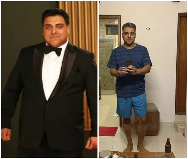 Ram Kapoor's weight loss pictures are unbelievable: Here's