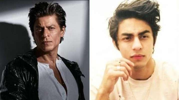 Shah Rukh Khan thanks fans on son Aryan Khan's behalf for the love on The Lion King trailer