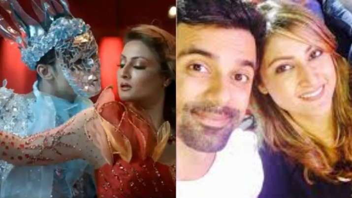 Urvashi Dholakia finally unmasks Nach Baliye 9 partner and ex-boyfriend Anuj Sachdeva