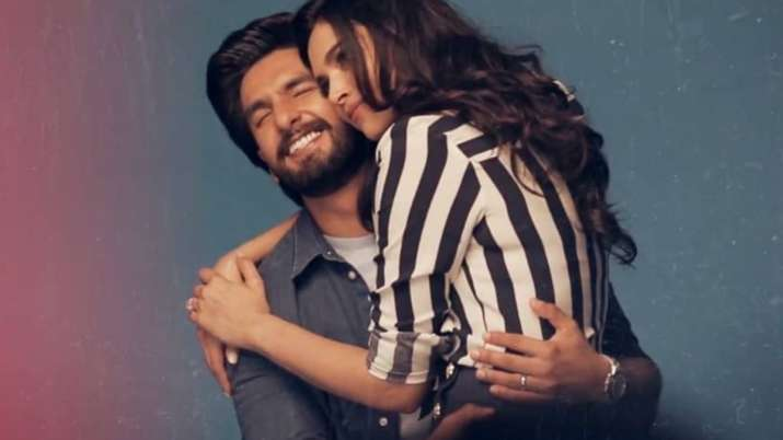 Ranveer Singh's first reaction on meeting wife Deepika Padukone after long